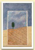 Miriam Bizioli, albero solitario, acquerello.jpg