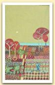 Miriam Bizioli 5, piccolo paesaggio, tempera su tavola.jpg
