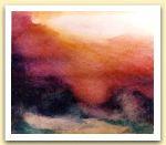 Clementina Macetti, luce al tramonto, acquerello.jpg