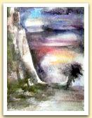 Clementina Macetti, bufera, acquerello.jpg