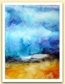 Clementina Macetti Tempesta nel deserto, acquerello.JPG
