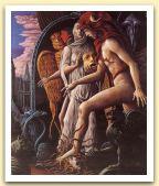 Arcana Homini, 1986 Olio su tela, cm 150x135.jpg