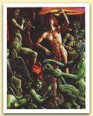 Et in Arcadia Ego - Concerto Campestre,1987  Olio su tela, c.jpg
