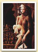 Immacolata Concezione,1992 Olio su tela,am 130x100.jpg