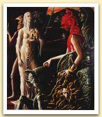 Il commento, 1987 Olio su tela,cm 170x150.jpg