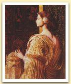 Il Re del Mondo, 1992 Olio su tela, cm 110x90.jpg