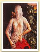 La Donna dei Pianti, 1088 Olio su tela, cm 120x100.jpg