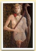 Melpomene, 1998 Tecnica mista su cartoncino, cm 100x70.jpg