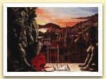 Le ore di Edipo, 1988 Olio su tela, cm 135x185.jpg