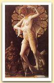 Salome`,1992 Olio su tela,cm 180x100.jpg