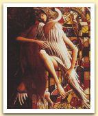 Luce Redenta,1993 Olio su tela, cm 160x130.jpg
