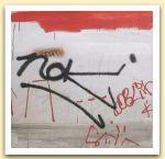 BARRILE  PAOLO LA NUVOLA ROSSA  2002  acrilici su tela  cm 100 x 100.jpg