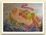 L.M.B.-tritone e sirena in love-2007-olio su tela-cm 80x120.JPG