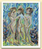 L.M.B.-las tres habanas-2007-olio su tela-cm 120x100.JPG