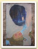 23-Donna, tecnica mista su carta amate, 40x28,50 cm. 1983.jpg