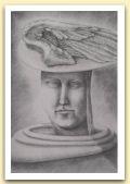 18-Offerta ad Icaro, disegno 2007, cm 50x70.jpg