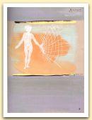 Avere III, Dell`uomo con la rete, 2004, tempera e china su carta Fabriano Roma, cm 33x24.jpg
