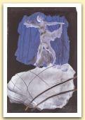 Avere, Della lunaria, 2006, china e tempera su carta di vecchio registro, cm 21x37.jpg