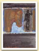 Dare, Della rete infranta, 2004, tempera e china su carta Fabriano Roma,cm 33x24.jpg