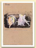 Dare, Del codice della liberazione, 2004, tempera e china su carta Aetna, cm 29x20.jpg