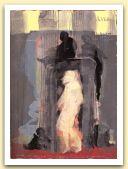 Avere, Della porta misteriosa, 2004, tempera e china su carta Fabriano Roma, cm 33x24, Art-Reserch, Zurigo.jpg