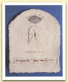 Cantata per i bambini morti di mafia , 1995 - Carta a mano, ritagli di lattine, proiettile, lamiera  Cm 40x60.jpg