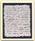 Pagina, 1993 - Carta a mano, ritagli di lattine,  Cm 21 x 30.jpg
