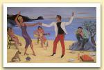 13-La danza invidiata - olio su tela cm 140x90.jpg